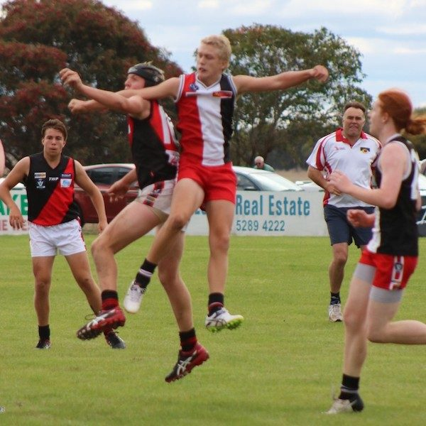 Birregurra saints junior football 1