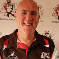 Mick Paddick Birregurra Saints